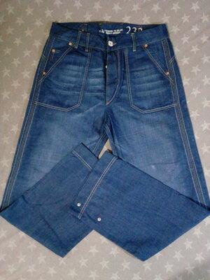Уценка. Стильные мужские джинсы R&B, нюанс