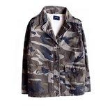Модная куртка милитари от Papaya