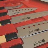 Набор японских кухонных ножей 5 шт