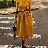 Красивое платье восемь расцветок