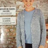 Кардиган вязаный на девочку pepperts, Германия