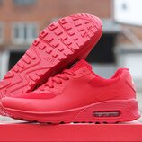 Кроссовки мужские Nike Air Max Hyperfuse red