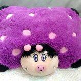 Декоративная подушка Pillow Pets Подушка- игрушка , божья коровка