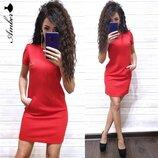 женское летнее платье Маис в разных цветах amd 3154