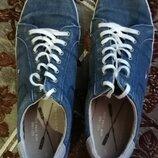 Кеды джинсовые Tommy Hilfiger