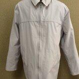 Мужской куртка плащ тренч YVES SAINT LAURENT оригинал размер 50 M-L