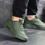 Кроссовки мужские Nike Air Max Hyperfuse dark green