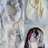 Качественный женский шарф шарфик палантин немецкого бренда C&A