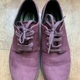 Туфли Ecco кожаные
