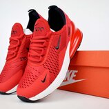 Кроссовки женские Nike Air Max 270 red 36-41