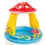 Детский надувной бассейн Гриб