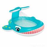 Детский бассейн Голубой кит 57440