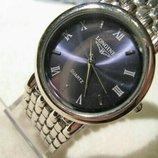 Часы кварцевые Longines швейцарский брэнд мужские, новые, копия Ааа