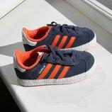 Замшевые кеды Adidas 21 размер оригинал