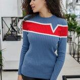 Вязаный легкий свитер «Valentino» 42 - 46