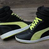 Ботинки сникерсы puma sky wedge lc оригинал 42 размер