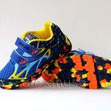 Ультро яркие кроссовки для мальчика