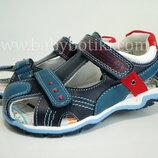 Закрытые сандалии детские босоножки B&G, р. 27, 30 bg сандали