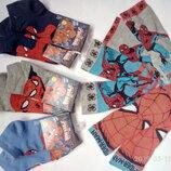 Носочки Человек паук Спайдер мен разные Дисней