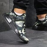 Кроссовки мужские Adidas NMD Human RACE military