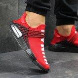 Кроссовки мужские Adidas NMD Human RACE red