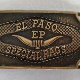 Пряжка El Paso