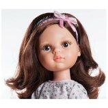 кукла Кэрол без челки в нежно-розовом Паола Рейна Paola Reina Испания оригинал клеймо 32 см