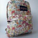 Стильный женский рюкзак jansport по супер цене