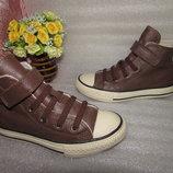 Кеды высокие кожаные converse all star оригинал 29 размер
