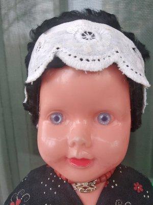 Кукла времен Ссср 60-е годы Голландия 30 см