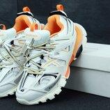 Женские кроссовки Balenciaga Track White