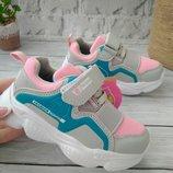 Стильные и качественные кроссовочки на девочку