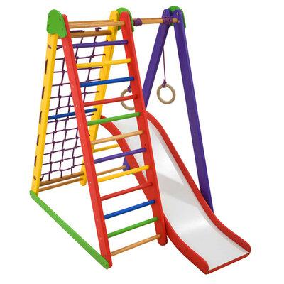 Детский спортивный уголок для дома Sportbaby «Kind-Start-4»