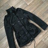 Котоновая куртка, парка, 100cotone, стан нової