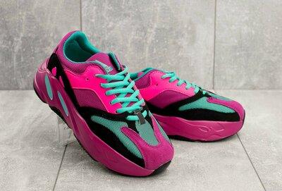 official photos a4f5c 79c28 Кроссовки женские Adidas Yeezy Boost 700 OG pink