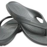 Вьетнамки Crocs Classic Flip, М8-М12