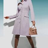 Силуэтное шерстяное пальто. 29373 G