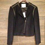 Шерстяная куртка-косуха жакет шерстяной b.young