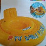 Плотик Intex 56585. Для плавання немовлят