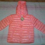 Легкая деми-курточка для девочки б/у Crazy8 размер 146-158