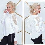 Новиночки Классная блузка, размеры 42- 46