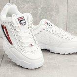 Кроссовки женские Fila Disruptor II Sneaker white 36-41