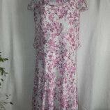 Платье с нежным принтом honor millburn 18p