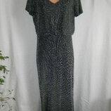 Длинное блестящее платье Vila 14p