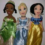 Куклы мягкие принцессы из мультфильмов Дисней Disney Дісней