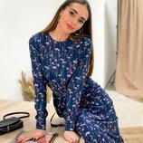 Красивое платье «Есения» две расцветки