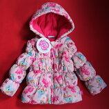 Куртка TU для девочки 1.5-2 года