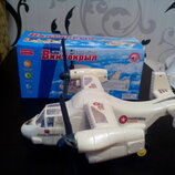 продам игрушку самолет