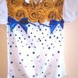 Блузки для девочек Новые 5-13 лет