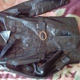 Пиджак куртка кожа